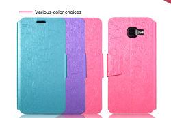 삼성 갤럭시에 대한 핫 셀링 플립 PU 가죽 지갑 케이스 iPhone 6용 Core Prime G360