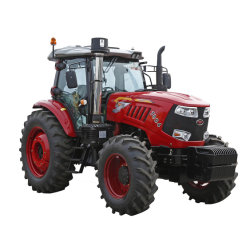 Maquinaria agrícola de 185 CV, 200 CV, 220 CV, 240 HP, 260 de la máquina de HP, Mini, el Tractor Tractor agrícola,