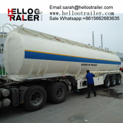 Alta calidad de 42000L Tanque de Almacenamiento de Combustible Diesel