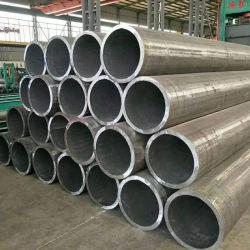 Tuyau de faible en carbone ASTM A53 A106 Grb Fer noir doux les tubes et tuyaux sans soudure en acier