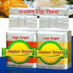 Levure sèche instantanée (haute et faible en sucre)