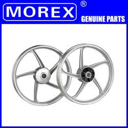 Timpano genuino delle rotelle 203313 della lega di Morex degli accessori dei pezzi di ricambio del motociclo