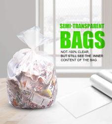 Het Winkelen van het Voedsel van de Film van het Afval van de druk kan het Plastic Broodje van de Tuin van de Verpakking van de Carrier van het Huisvuil Verpakkende de Zakken van de Bak van Voeringen