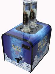 De Alcoholische drank Koelere ssc-315mt van de Levering van de Kraan van twee Fles