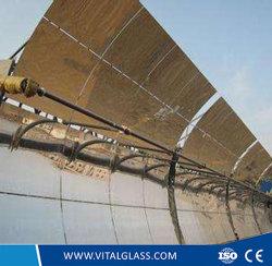 3.2-6mm reflector Solar Ultratransparente Espelho de Prata