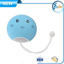Wsta USB 힘 은행 겨울 Handwarmer 밤 빛을%s 가진 재충전용 손 온열 장치