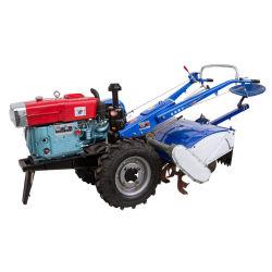 الماكينات الزراعية/البيع الساخن / ميني / محرك الديزل الصغير / الصغير / الصغير / عجلة مزدوجة كهربائية السير في الصين أحجز سعر بسيط السير خلف الجرار