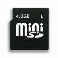 [مينيسد] بطاقة مع [128مب4.0غب] قدرة