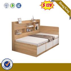 Commerce de gros ensemble de chambre à coucher modernes en bois Meubles de salle de vie des enfants bois seul Double King Kids superposés Lits Queen Size