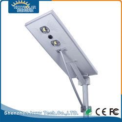 Commerce de gros Outdoor tous dans une LED témoin de la rue lumière solaire