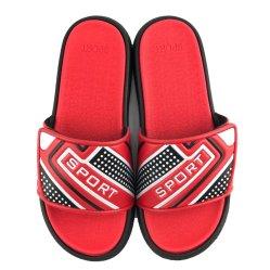 Pistone su ordinazione della trasparenza di Greatshoe, trasparenze di abitudine dei sandali degli uomini del PVC, sandalo su ordinazione della trasparenza di marchio