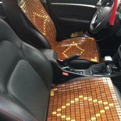 Ammortizzatore di sede di bambù dell'automobile di alta qualità per gli accessori dell'automobile