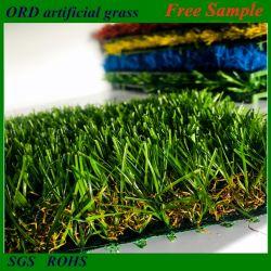 precio de fábrica 25/30/35/40mm Fake paisaje Paisajismo Césped Artificial Césped Artificial Césped Artificial alfombras de césped sintético de la planta de Jardín Balcón Mat