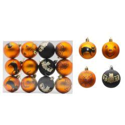 Décorations de Noël boules de sapin décorations de Noël ensemble de boules