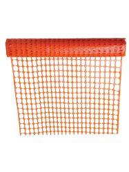 100GSM 플라스틱 주황색 교통 안전 방벽 그물 담