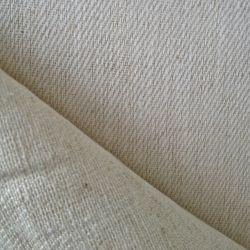 Commerce de gros 100% Nature tissu à armure sergé de chanvre (QF13-0102)