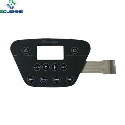Membrane d'impression numérique haute qualité pour le mot de passe de l'interrupteur de verrouillage du clavier
