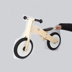 Comercio al por mayor los juguetes de madera de madera Motor Conjunto de la bicicleta de niños para coche de juguete para niños DIY Racing personalizadas OEM Juguetes Puzzle de envoltura