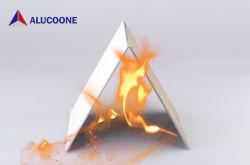 B1 Comité van de Voorzijde van het Aluminium van de Bekleding van de Muur van het Aluminium van de Klasse het Vuurvaste Samengestelde Bouw