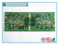 لوحة دوائر إلكترونيات لوحة دوائر نظام الدوائر الكهربائية (PCB) للتحكم الصناعي في 6 طبقات