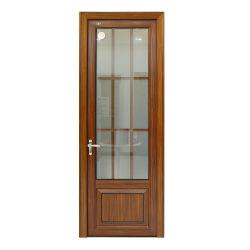 Portello di alluminio della stanza da bagno di disegno del portello della toletta dell'arco di alluminio del portello da vendere