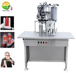 Hochgeschwindigkeitsaerosol-Füllmaschine-Produktionszweig Aerosol-Spray-automatisches Aerosol kann Füllmaschine