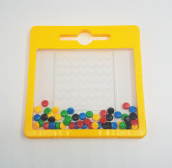 Магнитные мини-образовательных Узнайте чертеж красочные валики платы игрушки