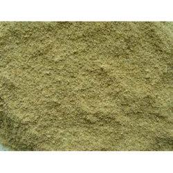 La harina de soja orgánica