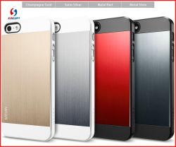 La fábrica de aluminio de metal para el caso del teléfono iPhone 5/5s