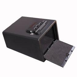 2021 مسدس يدوي للبيع الساخن آمن مع التعرف على بصمة الإصبع و Fingerprint Fingerprint Fingerprint Heavy Steel Portable Small Metal Quick صندوق آمن/