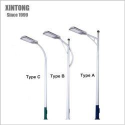 A fábrica venda directa de iluminação exterior/Pólo da lâmpada de luz de alumínio Pole 3m 4m 5m 6m 10m
