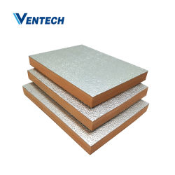 Hvac-Systems-Hochdruck-Laminat-phenoplastisches vor Isolierleitung-Panel