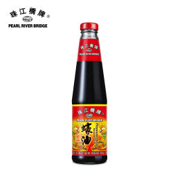 Premium Oyster Flavored Sauce 510g Pearl River Bridge Chinese Oyster Extrakte Würzsauce