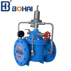 صمام تقليل الضغط مع صمامات التحكم الدليلي من الفولاذ المقاوم للصدأ لنظام الماء