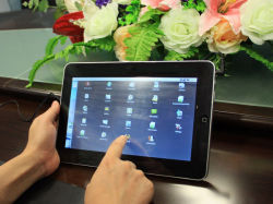 10.2 Inch Touchscreen Tablet