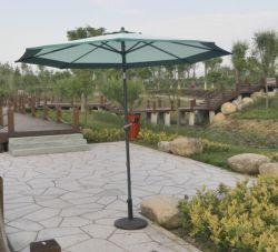9FT Patio coloré parapluie Table extérieure pendaison Parasol