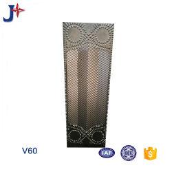 Vicarb V60 Hydrochloric160; De zure Plaat van de Warmtewisselaar van de Plaat En Alle Vervangstukken van Modellen