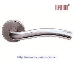 [هي سكريتي] [ستينلس] فولاذ أنبوب ذراع عتلة باب مقبض ([تله010])