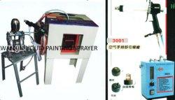 정전기 액체 페인트 용사 기계 금속 작업물 도장(WX-3001)