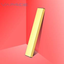 플랫 셰이프 일회용 E 담배 300 퍼프 포드 베프 선물 상자