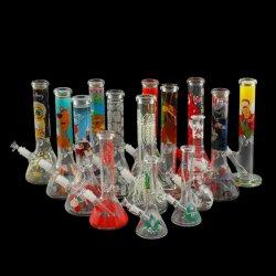 ローズポートレートガラスパイプガラスウォーターパイプフックガラス喫煙 パイプ( Pipe )