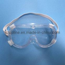 Les éclaboussures chimiques / Impact Protection oculaire Goggle, lunettes de sécurité de protection Anti-Fog lentille claire Wide-Vision