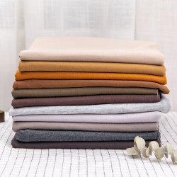 Maglietta felpata francese del tessuto del Knit del Terry del peso dello Spandex medio del cotone