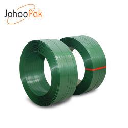 Animale domestico verde che lega la fascia della cinghia del poliestere impressa fascia