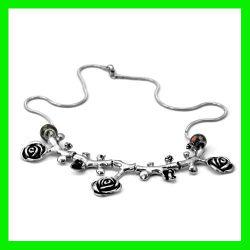 2012 Fleur Bracelet Chaîne bijoux (TPSK851)