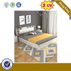 Re moderno cinese Double Soft Bed del tessuto dell'insieme di camera da letto della mobilia di nuova vendita calda