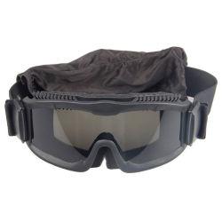 큰 Lense 고글 반대로 충격 군 고글 전술상 고글 군 기준 안전 제품