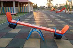 Patio de recreo al aire libre baldosas de goma Alfombrillas de enclavamiento suelos de jardín de infantes