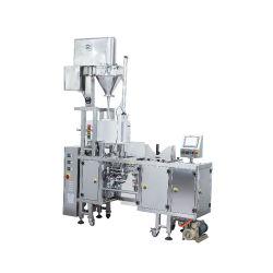 L'assaisonnement de la farine farine de protéines de lait d'épices de café en poudre sac plein de vis de vidange Packaigng Machine de remplissage automatique