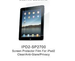 واقي الشاشة لـ iPad2 (IPD2-SP2700)